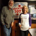 WDLC Guest JoAnn Kroner of Alzheimer's Association