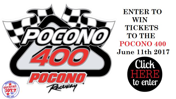 Slider Pocono Raceway