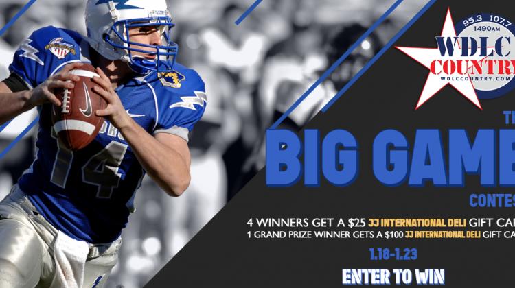 Big Game Contest Slider (2848)