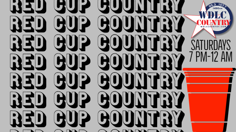 Red Cup Country Slider (3017)