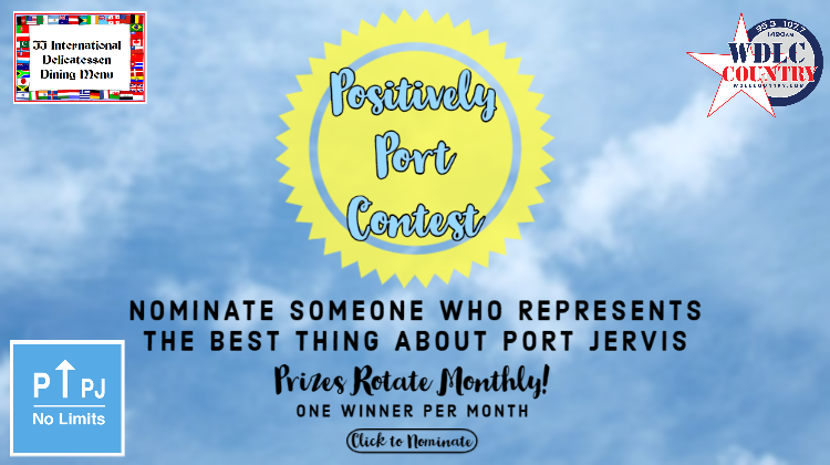 CONTEST: Positively Port